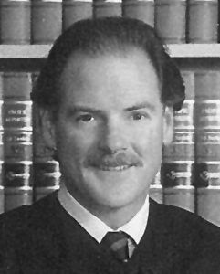Judge Dennis Frederick